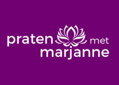 Praten met Marjanne