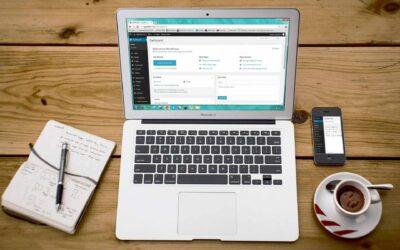 Template of maatwerk WordPress website